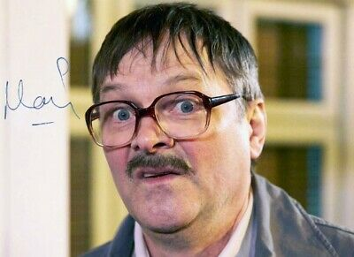 Mark Heap Jim Friday Night Dinner TV SHOW Signed Autograph PRINT 6x4 gift
