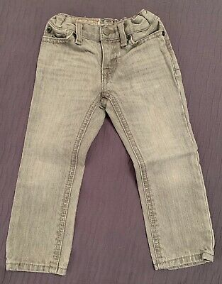 Polo Ralph Lauren washed out grey jeans skinny fit