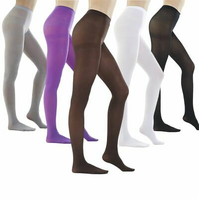 Seamless Women Pantyhose Stocking Nylon Stretch Sheer Tights Crotch/Crotchles