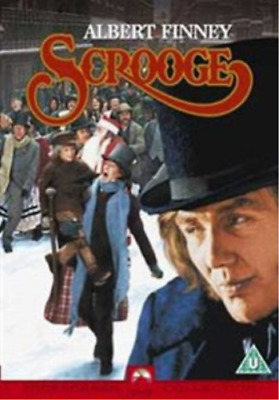 Richard Beaumont, David Col...-Scrooge DVD NUEVO