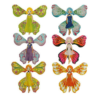 1Pc Magic Flying Out Butterfly Surprise Magic Props Butterfly Fairy Trick  klST8