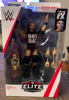 WWE Adam Cole Mattel Elite Series 71 NXT Action Figure