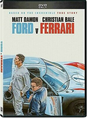 Ford v Ferrari (DVD,2019) >>>NEW<<<
