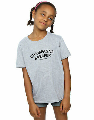 Muddy Waters Girls Champagne And Reefer T-Shirt