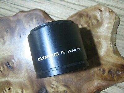 Olympus DF PLan 1x objective for  stereo microscope