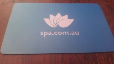 SPA Gift Card, $50 Value, Expires 30/11/2022, Valid At Participating Businesses