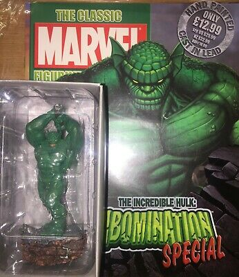 Eaglemoss Classic MARVEL Special Figurine Collection - HULK ABOMINATION