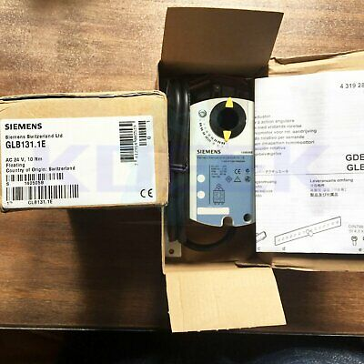 Siemens electric damper damper actuator 1pc new GLB131.1E fast delivery