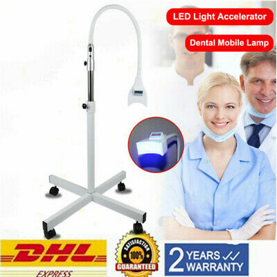 Dentaire Teeth Blanchiment LED Accélérateur Lampe des dents Whitening Machine DE