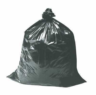 Black Refuse Bags Sacks 10Kg Chsa Office Cleaning Companies