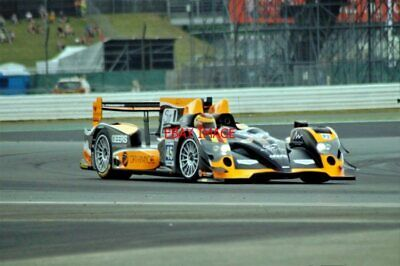 Photo  Oreca 03 Lmp2.  A Model Of Consistency Keith Frieser Qualified 9Th And Fi