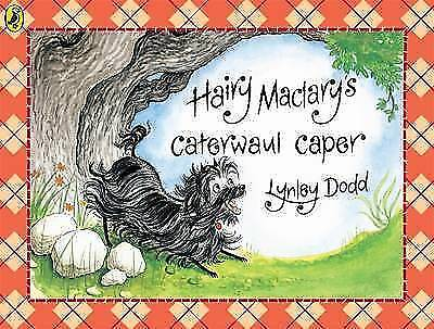 Hairy Maclary's Caterwaul Caper By Lynley Dodd NEW (Paperback) Childrens Book
