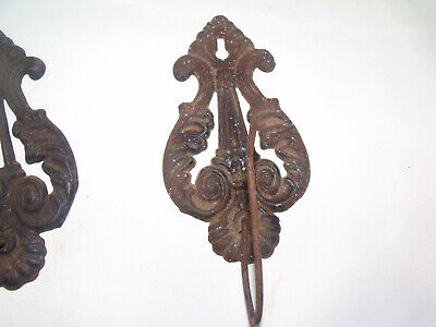 Antique Victorian Country Store Receipt Hook