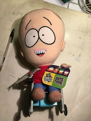 """SOUTH PARK Talking """"Timmy"""" -Reduced by $27, Wheel Chair, batteries installed"""