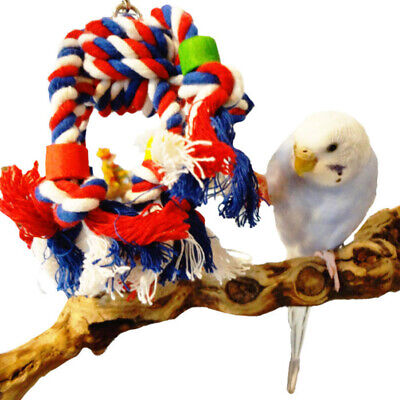 1362 Jumble Tumble Bird Toy parrot cage toys cages conure cockatiel budgie pluck