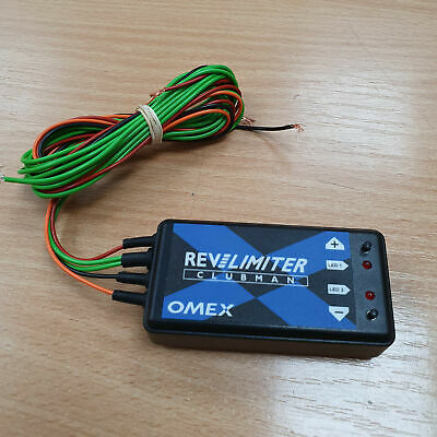 **TEST FITTED** Omex Race/Rally Clubman Rev Limiter with Launch Control