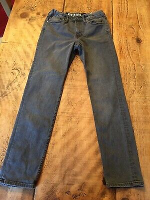 H&M boys grey skinny jeans age 12-13 years - worn once