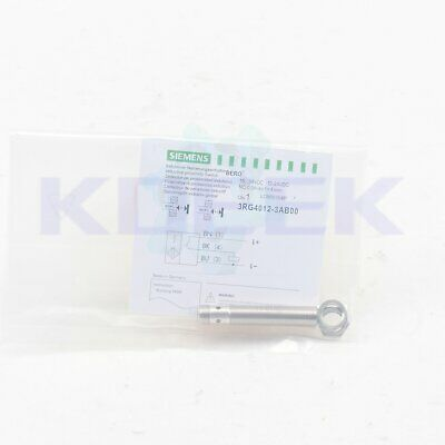 1PC NEW Siemens proximity switch 3RG4012-3AB00 fast delivery