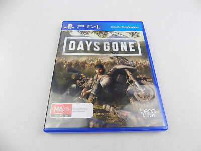 Mint Disc Playstation 4 Ps4 Days Gone Free Postage