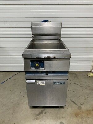"Anets Pasta Pro 18"" Pasta Cooker Stainless Natural Gas"
