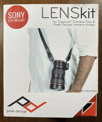 Peak Design Lens Kit LK-S-1 For Sony E / FE-Mount Camera