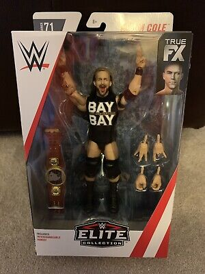 Wwe Mattel Elite 71 Adam Cole Bay Bay Figure New Moc Nxt Undisputed Era Rare Htf