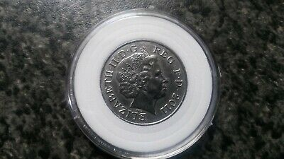 Silver 2 Pence Coin 2011:Possible Rarer Than 50p Kew Gardens + Undated 20p Coin