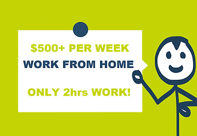 Business For Sale | Earn $500+ Per Week From Home | 2 Hours Per Week Zero Outlay