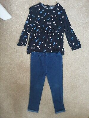 Primark Girls Two Piece Outfit 2-3 Years