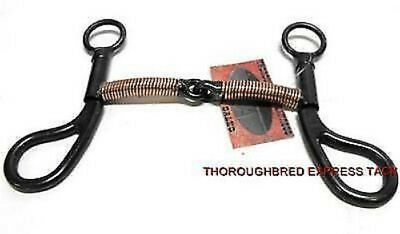 D.A Brand Stainless Steel Training Bit Horse Tack Equine 2419