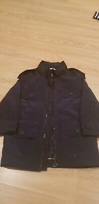 Burberry coat Age 4/104cm Boys