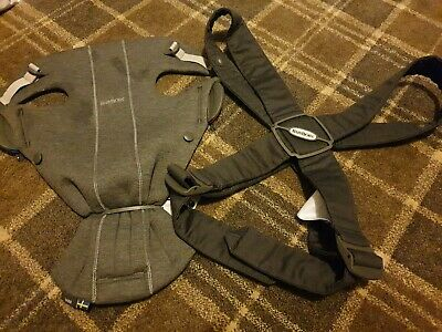 Baby Bjorn Carrier Mini Grey