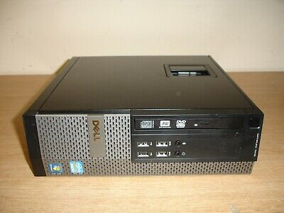 Dell Optiplex 7010 Core i5 3.2ghz SFF Desktop PC 4gb RAM 500GB HDD Win 10 64 Bit