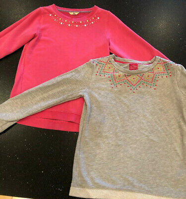 Joules Girls 11-12 Jumpers X 2