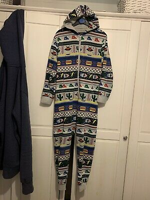 Brand New boys all in one pyjamas From Next Age 9Years