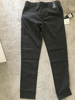 Next Stretch Skinny Boys School Trousers Age 13