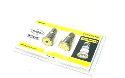 2 New Nordson 1045506 Integrated Filters