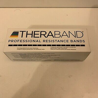 TheraBand Professional Resistance Exercise Bands Extra Heavy 18 Ft TKR Recovery