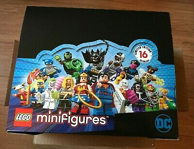 Lego 71026 DC Super Heroes Sealed box Case of 60 Minifigures ~NEW Unopened~