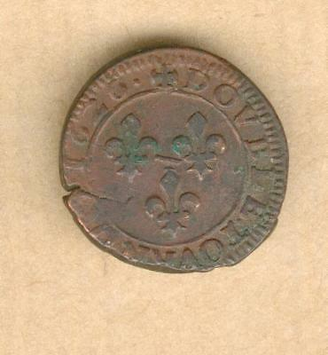 Marie sovereign of Dombes double tournaments 1626