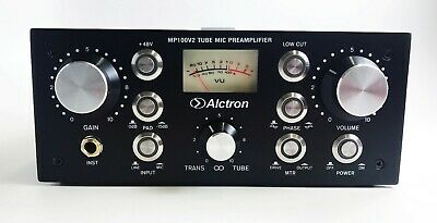 Alctron MP100v2 Classic Microphone Preamp
