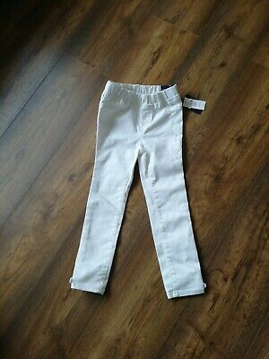Girls Gap White skinny Jeans 5 Years BARGAIN RRP £19.99 trousers outfit gift