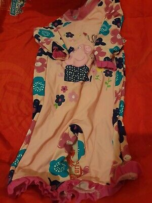 Lovely Girls George Peppa Pig Swimming Suit Age 2-3 Years