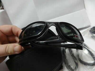 Wiley X SG1 Goggles Glasses Safety Military Ballistic Tactical Combat