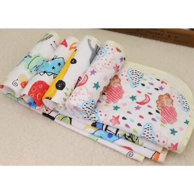 Baby Infant Care Diaper Nappy Urine Mat Waterproof Bedding Changing Cover Pad L