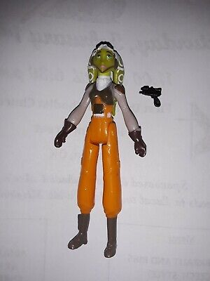 Hasbro Star Wars Hera Syndulla Rebels 3.75 Loose Action Figures