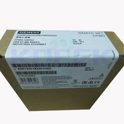 Siemens Ethernet module Siemens 1pc new 6GK7 343-1EX30-0XE0 fast delivery