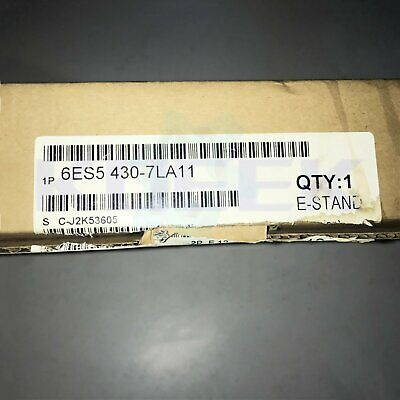 Siemens digital input module Siemens 1pc new 6ES5430-7LA11 fast delivery