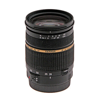 Tamron AF 28-75mm f2.8 XR Di LD Aspherical IF Lens - Canon Mount (Open Box)