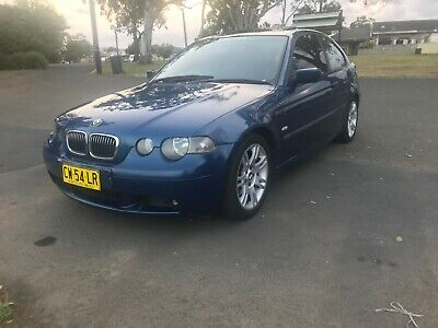 BMW  325ti E46 Motor Sport Low kMS